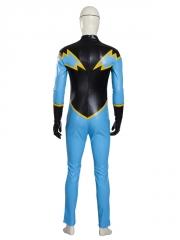 DC Comics Black Lightning Superhero Cosplay Costume