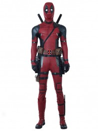 2018 Newest Deadpool 2 Deluxe Cosplay Superhero Costumes