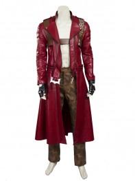 Devil May Cry III 3 Dante Cosplay Costume