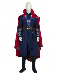 Doctor Strange Superhero Cosplay Costume