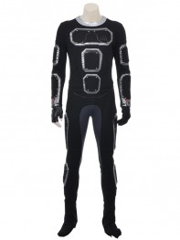 Fantastic Four Human Torch Superhero Cosplay Costume  sc 1 st  Herostime.com & Fantastic Four Costume for Adult and Kids to Cosplay Superhero Team