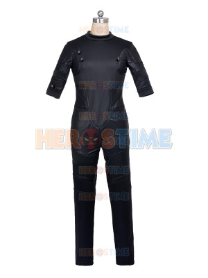 Fantastic Four Invisible Woman Superhero Cosplay Costume