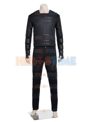 Fantastic Four Mister Fantastic Superhero Cosplay Costume