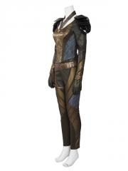 Green Arrow Hawkgirl Female Superhero Cosplay Costume
