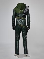 Green Arrow Season 1 Oliver Superhero Cosplay Costume