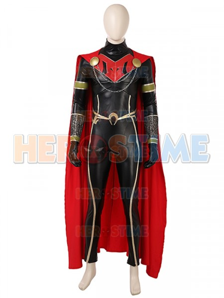 2018 deluxe ocean master orm aquaman cosplay costume