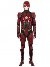 File Justice League Superhero Flash Cosplay Costume