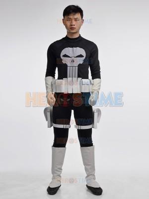 Newest The Punisher Frank Castle Superhero Cosplay Costume