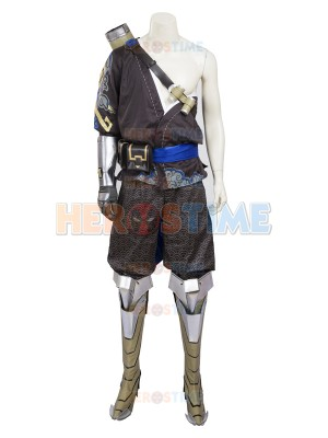Overwatch Hanzo Popular Game Character Cosplay Costume