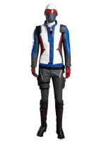 Overwatch SOLDIER:76 Male Verson Cosplay Costume Full Set