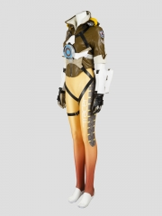 Overwatch Tracer Costume Lena Oxton Cosplay Suit