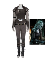 Star Trek Beyond Jaylah Cosplay Costume