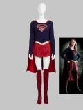 Supergirl Kara DC Comics Superhero Cosplay Costume