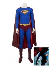Superman Returns Cosplay Costume Full Set