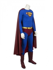 Superman Returns Cosplay Costume Full Set