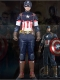 The Avengers 2 Age of Ultron Captain America Cosplay Costume