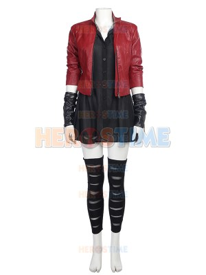 Avengers: Age of Ultron Scarlett Witch Cosplay Costume