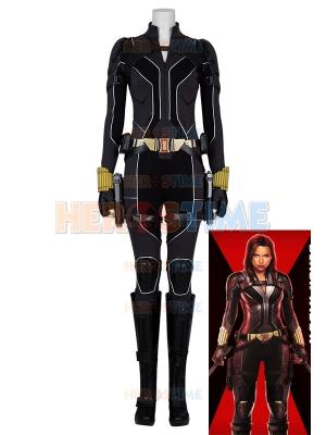 Black Widow Costume 2020 Black Widow Movie Cosplay Suit