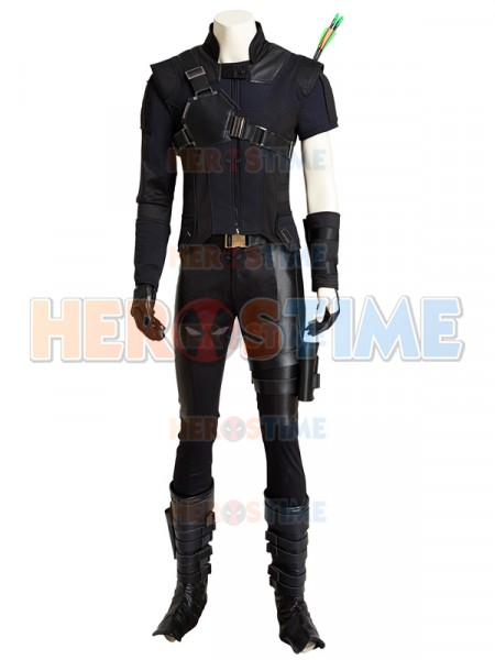 Captain America: Civil War Hawkeye Deluxe Superhero Costum