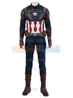 Captain America Full Suit Avengers: Endgame Cosplay Costume