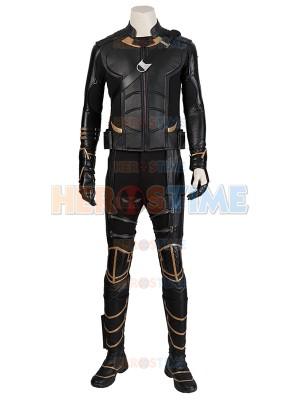 Hawkeye Full Suit Avengers: Endgame Clinton Barton Cosplay Costume