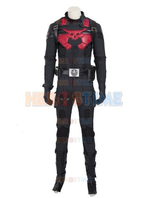 Marvel Comics Hydra Captain America Captain Hydra Custom Superhero Cosplay Costume