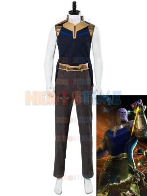 Thanos Costume Avengers Infinity War Version Cosplay Costume