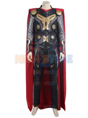 Thor Costume Thor: The Dark World Thor Cosplay Costume