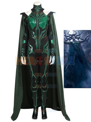 Thor: Ragnarok Costume Hela Cosplay Costume