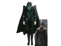 Thor: Ragnarok Costume Hela Cosplay Costume New Version
