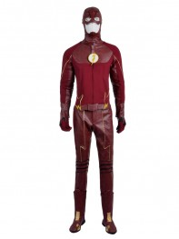 The Flash 2 Mens Superhero Cosplay Costume