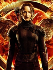 The Hunger Games 3 Katniss Everdeen Black Cosplay Costume
