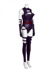 X-Men: Apocalypse Psylocke Female Cosplay Costume