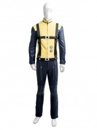X-men Professor X Deluxe Superhero Cosplay Costume