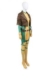 X-men Rogue Cosplay Superhero Costume