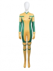 X-men Rogue Cosplay Superhero Catsuit