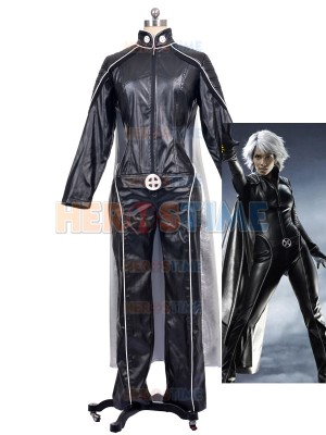X-men Storm Female Superhero Cosplay Costume