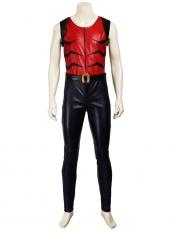 Young Justice Aqualad Jackson Hyde Superhero Cosplay Costume