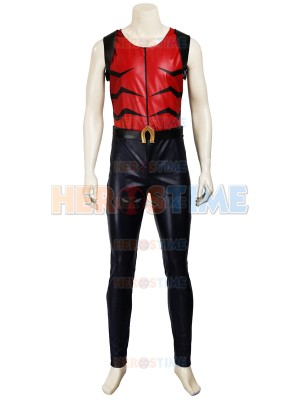 Young Justice Aqualad Jackson Hyde Superhero Cosplay Costume