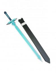 2016 Sword Art Online Kirigaya Kazuto Wood Cosplay Sword Dark Repulsor