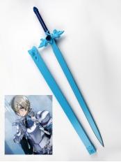 Sword Art Online Eugeo Cosplay Blue Rose Sword