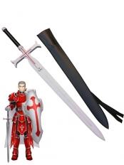 Sword Art Online Heathcliff Cosplay Sword