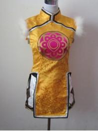 Tekken 6 Ling Xiaoyu Cosplay Costume