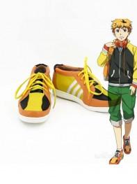 Tokyo Ghoul Nagachika Hideyoshi Cosplay Shoes