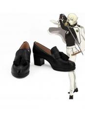 Touken Ranbu Online Higekiri Black High Shoes