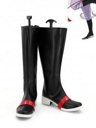 Touken Ranbu Online Imanotsurugi Black High Cosplay Boots