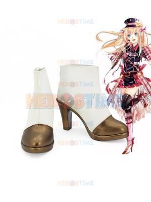 Touken Ranbu Online Midare Toushirou High Heel boots