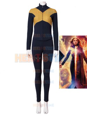 Mystique Raven Darkholme Suit X-Men: Dark Phoenix High-end Cosplay Costume