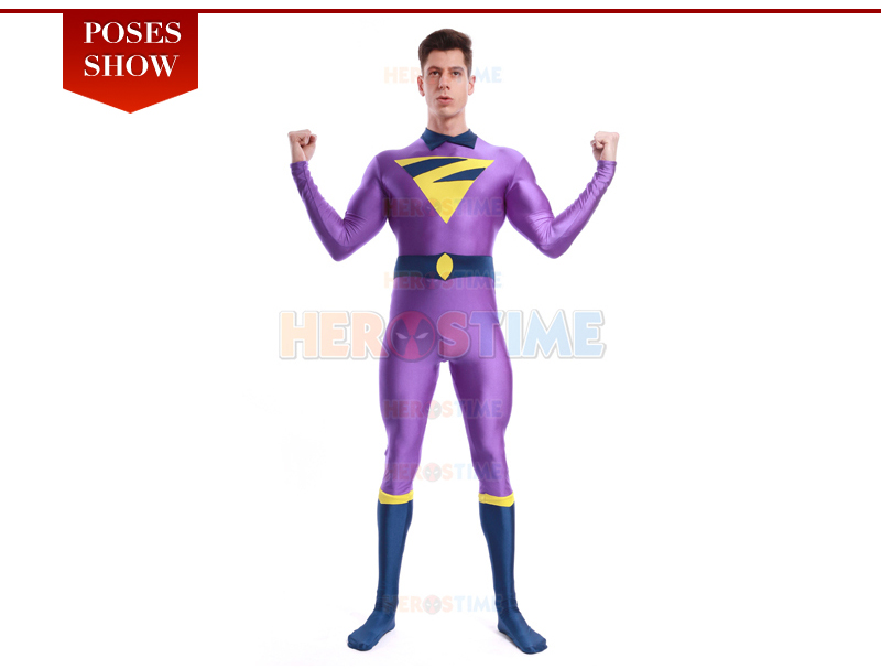 The Wonder Twins Zan Costume-1