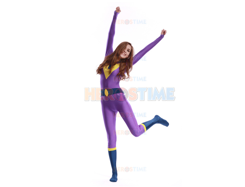 The Wonder Twins Jayna Costume-3